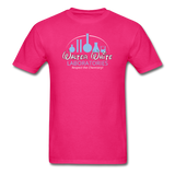 """Walter White Laboratories"" - Men's T-Shirt fuchsia / S - LabRatGifts - 6"