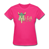 """Yo-Da One for Me"" - Women's T-Shirt fuchsia / S - LabRatGifts - 6"