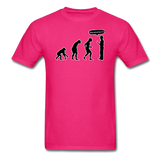 """Stop Following Me"" - Men's T-Shirt fuchsia / S - LabRatGifts - 9"
