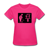 """I Over Ate"" - Women's T-Shirt"