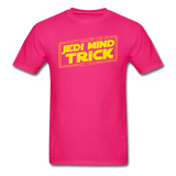 """Don't Make Me Go Jedi Mind Trick On You"" - Men's T-Shirt fuchsia / S - LabRatGifts - 10"