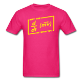 """May the Force Be With You"" - Men's T-Shirt fuchsia / S - LabRatGifts - 10"
