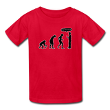 """Stop Following Me"" - Kids' T-Shirt red / XS - LabRatGifts - 6"