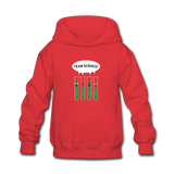 """Team Science"" - Kids' Sweatshirt red / S - LabRatGifts - 5"