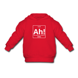 """Ah! The Element of Surprise"" - Toddler Sweatshirt red / 2 Toddler - LabRatGifts - 4"
