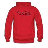 """I Ate Some Pie"" (black) - Men's Sweatshirt red / S - LabRatGifts - 7"