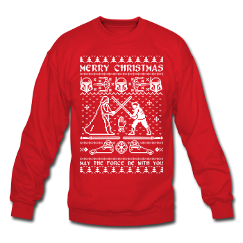 """Star Wars"" - Ugly Sweater"