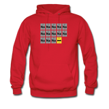 """Na Na Na Batmanium"" - Men's Sweatshirt red / S - LabRatGifts - 10"