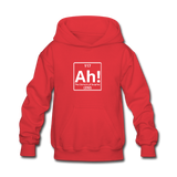 """Ah! The Element of Surprise"" - Kids' Sweatshirt red / S - LabRatGifts - 6"