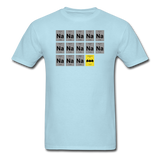 """Na Na Na Batmanium"" - Men's T-Shirt powder blue / S - LabRatGifts - 13"