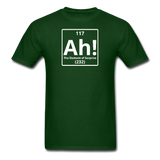 """Ah! The Element of Surprise"" - Men's T-Shirt forest green / S - LabRatGifts - 2"