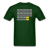 """Na Na Na Batmanium"" - Men's T-Shirt forest green / S - LabRatGifts - 3"