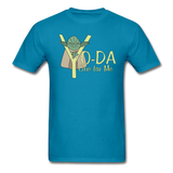 Men's T-Shirt turquoise / S - LabRatGifts - 6