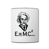 """Energy = My Coffee"" - Mug white/black / One size - LabRatGifts - 1"