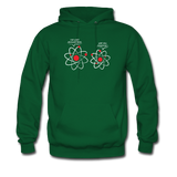 """I've Lost an Electron"" - Men's Sweatshirt forest green / S - LabRatGifts - 4"
