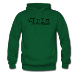 """I Ate Some Pie"" (black) - Men's Sweatshirt forest green / S - LabRatGifts - 5"