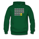 """Na Na Na Batmanium"" - Men's Sweatshirt forest green / S - LabRatGifts - 6"