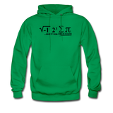 """I Ate Some Pie"" (black) - Men's Sweatshirt kelly green / S - LabRatGifts - 2"