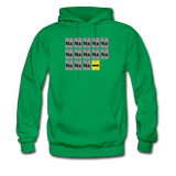"""Na Na Na Batmanium"" - Men's Sweatshirt kelly green / S - LabRatGifts - 2"
