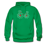 """I've Lost an Electron"" - Men's Sweatshirt kelly green / S - LabRatGifts - 2"