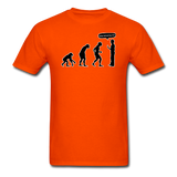 """Stop Following Me"" - Men's T-Shirt orange / S - LabRatGifts - 10"