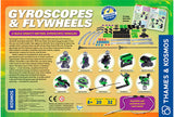 """Gyroscopes & Flywheels"" - Science Kit  - LabRatGifts - 2"