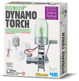 """Dynamo Torch"" - Science Kit  - LabRatGifts - 1"
