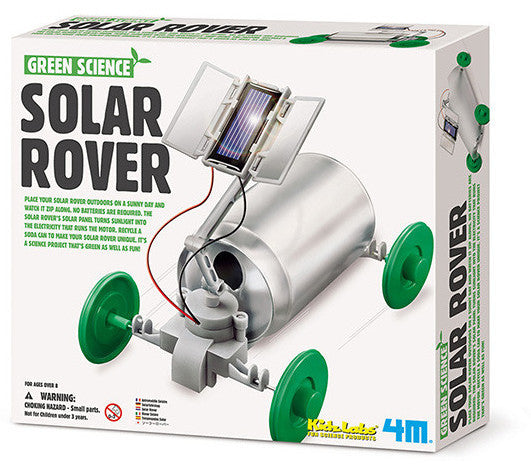 """Solar Rover"" - Science Kit  - LabRatGifts - 1"