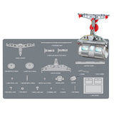 """Tin Can Cable Car"" - Science Kit  - LabRatGifts - 5"