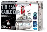 """Tin Can Cable Car"" - Science Kit  - LabRatGifts - 1"