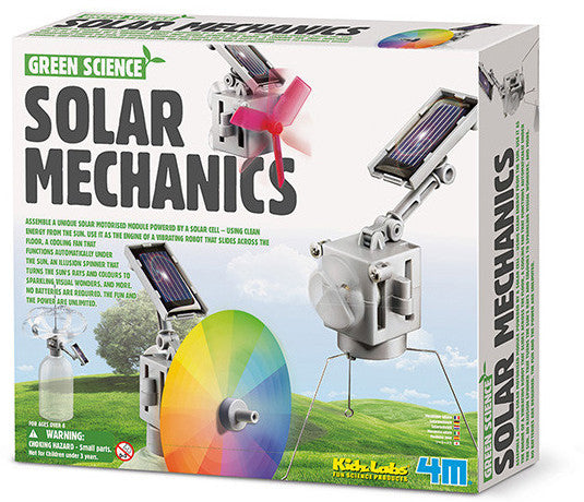 """Solar Mechanics"" - Science Kit  - LabRatGifts - 1"