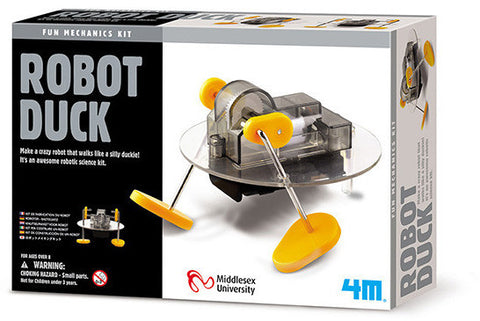 """Robot Duck"" - Science Kit  - LabRatGifts - 1"