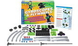 """Gyroscopes & Flywheels"" - Science Kit  - LabRatGifts - 3"