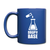 """Drop the Base"" - Mug royal blue / One size - LabRatGifts - 3"