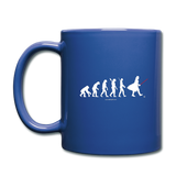 """Star Wars Evolution"" - Mug royal blue / One size - LabRatGifts - 2"