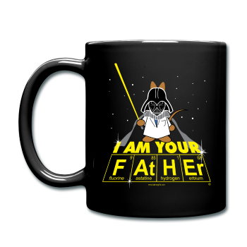 """I Am Your Father"" - Mug black / One size - LabRatGifts - 1"