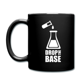 """Drop the Base"" - Mug black / One size - LabRatGifts - 2"