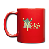 """Yo-Da One for Me"" - Mug red / One size - LabRatGifts - 3"