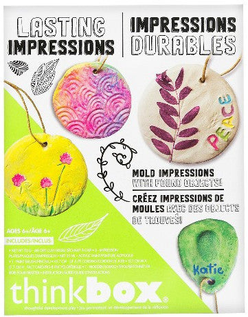 """Lasting Impressions"" - Science Kit  - LabRatGifts - 1"