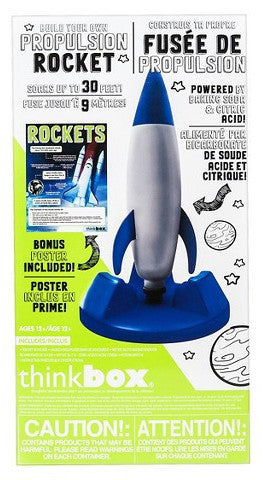 """Propulsion Rocket"" - Science Kit  - LabRatGifts - 1"