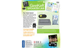 """Geeker Speaker Lab"" - Science Kit  - LabRatGifts - 2"