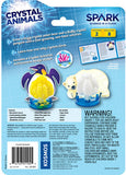 """Crystal Animals"" - Science Kit  - LabRatGifts - 2"