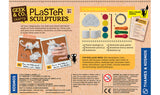 """Plaster Sculptures"" - Craft Kit  - LabRatGifts - 2"