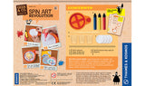 """Spin Art Revolution"" - Craft Kit  - LabRatGifts - 2"