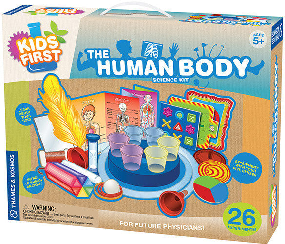 """The Human Body"" - Science Kit  - LabRatGifts - 1"