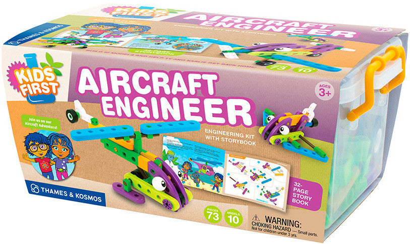 """Aircraft Engineer"" - Science Kit  - LabRatGifts - 1"