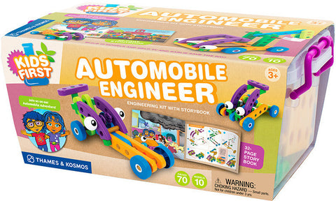 """Automobile Engineer"" - Science Kit  - LabRatGifts - 1"