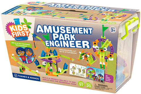 """Amusement Park Engineer"" - Science Kit  - LabRatGifts - 1"