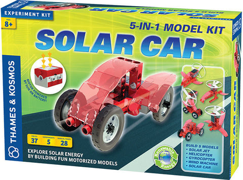 """Solar Car"" - Science Kit  - LabRatGifts - 1"