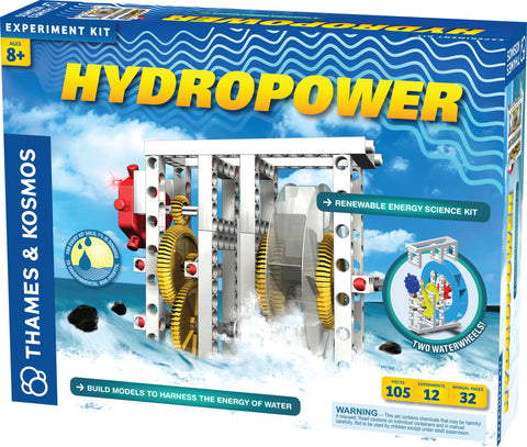 """Hydropower"" - Experiment Kit"